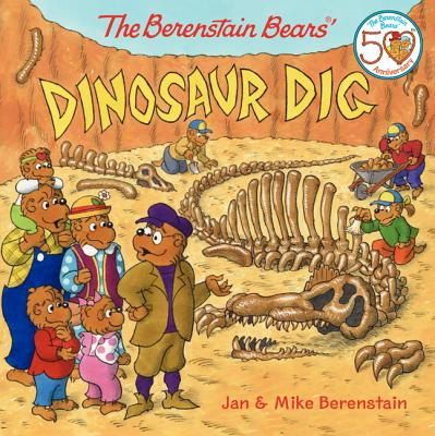The Berenstain Bears' Dinosaur Dig By Berenstain, Jan/ Berenstain, Jan (ILT)/ Berenstain, Mike/ Berenstain, Mike (ILT)