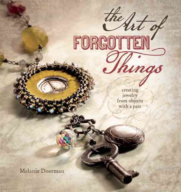 The Art of Forgotten Things By Doerman, Melanie